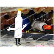 """Надувная ростовая фигура """"Бутылка"""", фото 1"""
