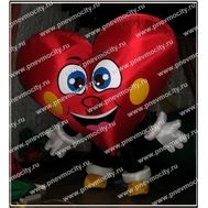 """Надувная ростовая фигура """"Сердце"""", фото 1"""