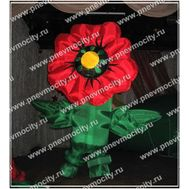 Надувной костюм Цветок, фото 1