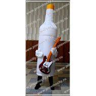 Надувной костюм Бутылка, фото 1
