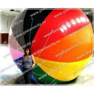 Газовый Аэростат В форме Шара Разноцветный, фото 1