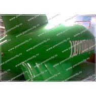 Рекламный дирижабль Зеленый 6 х 2.2 м, фото 1