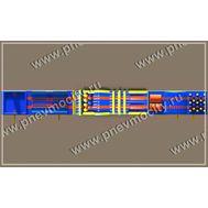 Надувная полоса препятствий Комплекс, фото 1