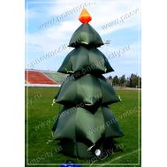 Новогодняя елка. Темно-зеленая, фото 1
