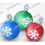 Надувные Шарики Новогодние, фото 1