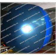 Рекламный шар Аэростат Газовый Темно синий, фото 1