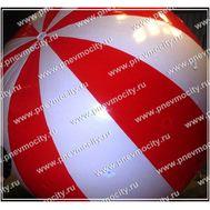 Рекламный шар Аэростат Газовый Полосатый, фото 1