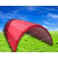 Надувная сцена Мобильная Красная, фото 1