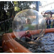 Водный зорб 2шт с бассейном Бизнес плюс, фото 1