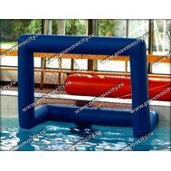 Надувные ворота для водного поло. Синие., фото 1