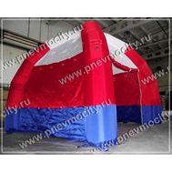 Надувной шатер Триколор, фото 1