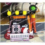 POS материалы. Музыкальные инструменты и другое., фото 1