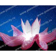 Надувной свадебный цветок Лотос, фото 1