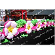 Надувные Цветы Пневмогирлянды, фото 1