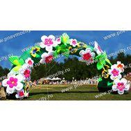 Надувная арка Свадебная, фото 1