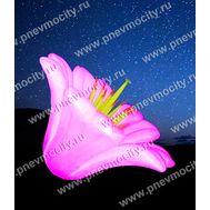 Надувной цветок на свадьбу Колокольчик, фото 1