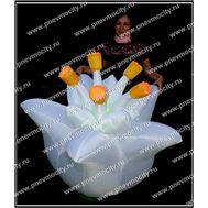 Надувной цветок Лилия, фото 1