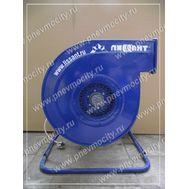 Морозостойкий вентилятор для надувных конструкций. Стальной корпус 1,1 кВт, фото 1