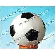Аттракцион Гигантский мяч. Футбольный, фото 1