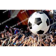 Надувная фигура Огромный футбольный мяч, фото 1