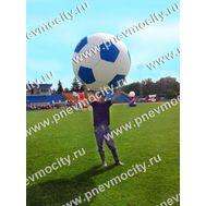 Большой футбольный мяч. Надувная фигура, фото 1
