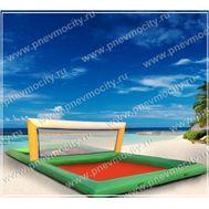 Пляжный аттракцион Водный волейбол, фото 1
