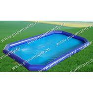 Надувной бассейн Синий, фото 1