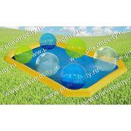 Бассейн с водными шарами 11.5 х 7.2м / 2 м, фото 1