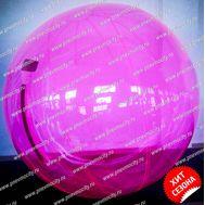 """Надувной аттракцион """"Шар"""" для бассейна 2 м розовый, фото 1"""