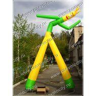 Аэромен Акробат Зелено-желтый, фото 1