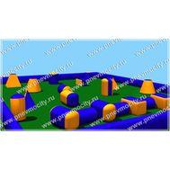 Надувные фигуры для пейнтбола, фото 1