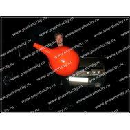 Надувная рекламный шар Спринцовка, фото 1