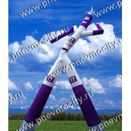 Аэромен Бело-фиолетовый, фото 1