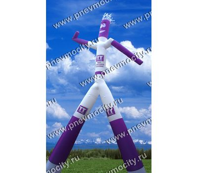 Аэромен Бело-фиолетовый, фото 2