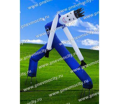 Аэромен Бело-синий черными волосами, фото 3