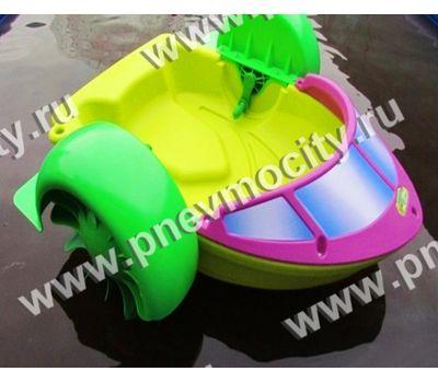 Детская механическая лодочка, фото 1