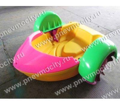 Детская механическая лодочка, фото 2