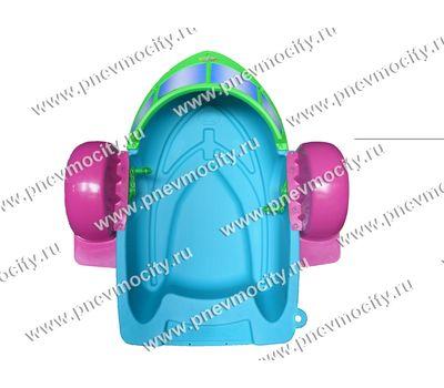 Детская механическая лодочка, фото 3