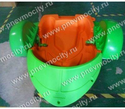 Детская механическая лодочка, фото 4