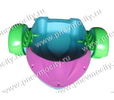 Детская механическая лодочка, фото 5