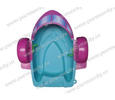 Детская механическая лодочка, фото 7