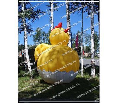 Надувная фигура. Цыпленок., фото 1