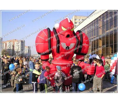 """Надувная фигура. """"Робот""""., фото 1"""