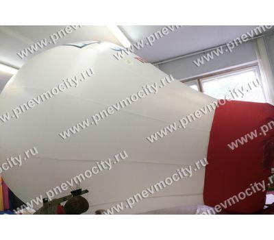 """Надувная фигура """"Лампочка"""" с брендированием, фото 3"""