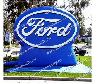 Надувная фигура. Логотип. «Форд»., фото 1