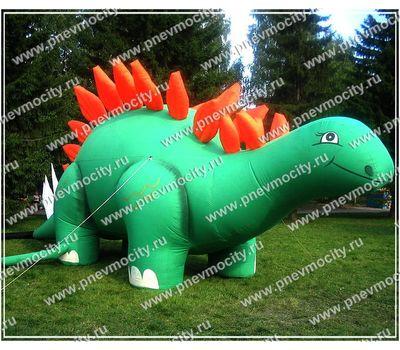 """Надувная фигура. """"Динозавр""""., фото 1"""