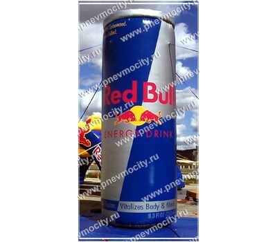 "Надувная Банка. ""Red Bull"", фото 1"