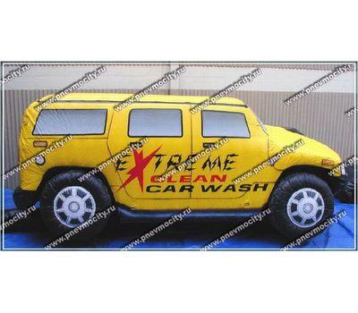 """Надувная фигура Автомобиль """"Extreme"""", фото 1"""