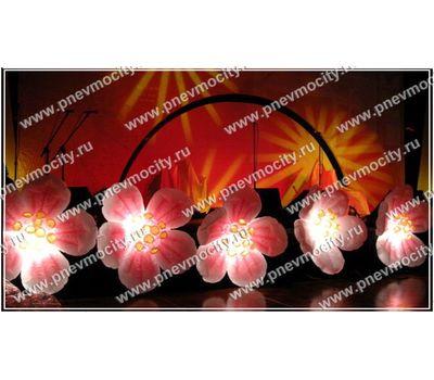 Надувные фигуры. Гирлянды из цветов., фото 1