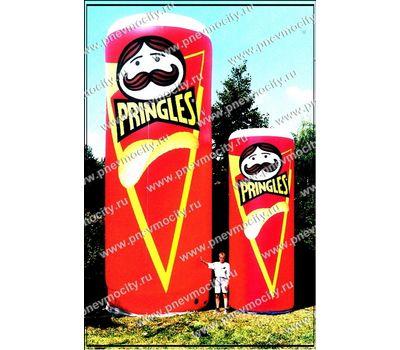 "Надувная фигура. ""Pringles""., фото 1"